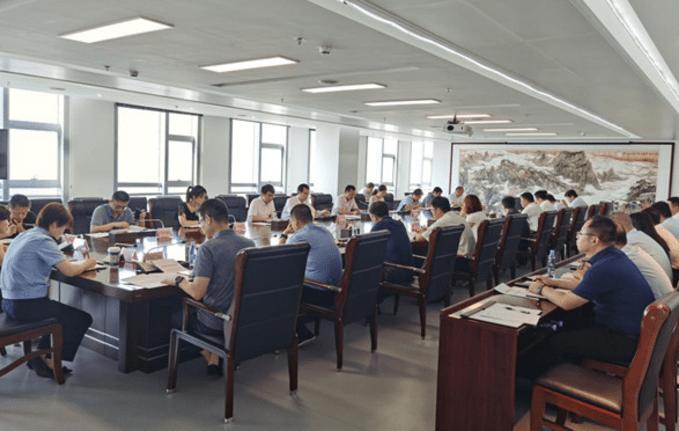 西咸新区召开创建文明城市工作推进会