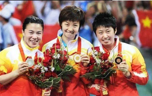 她是最有个性的乒乓球奥运冠军!不愿与邓亚萍配合双打