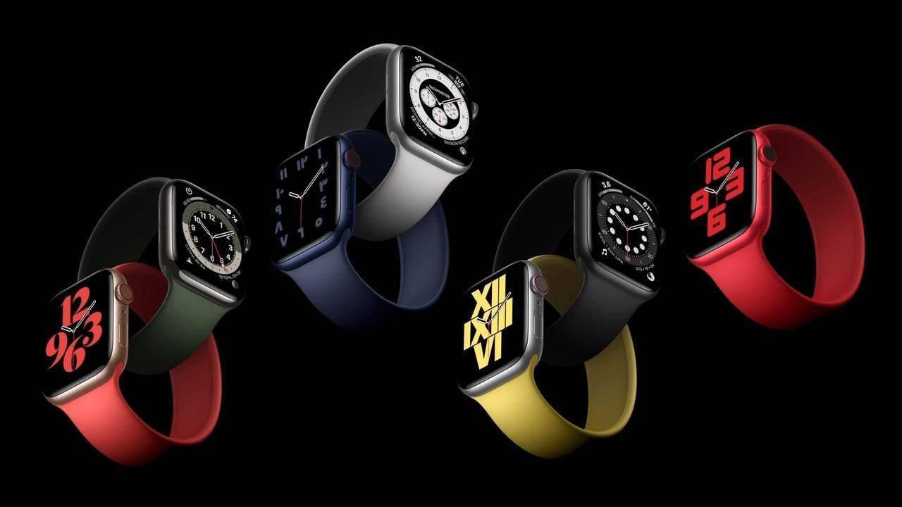 iPhone 12缺席,苹果发布新款Apple Watch和iPad,继续发力低端市场
