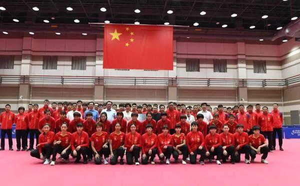 中国乒乓球协会训练基地、青少年培训基地在威海南海揭牌!