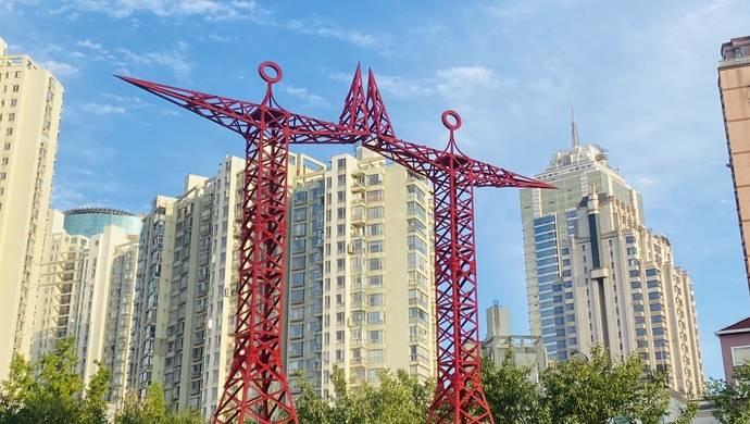 """""""中国·上海静安国际雕塑展""""今年走出公园,走向街头"""