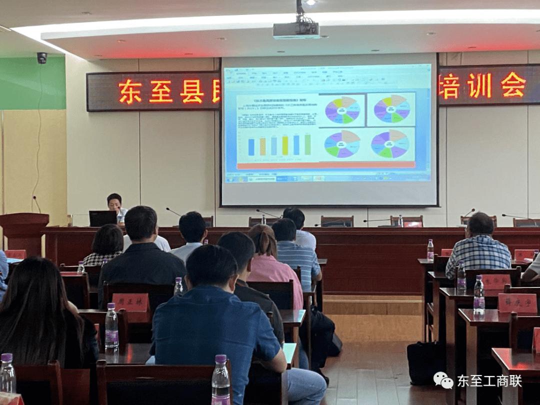 <b>东至县工商联对全县民营企业投资者进行培训 东</b>
