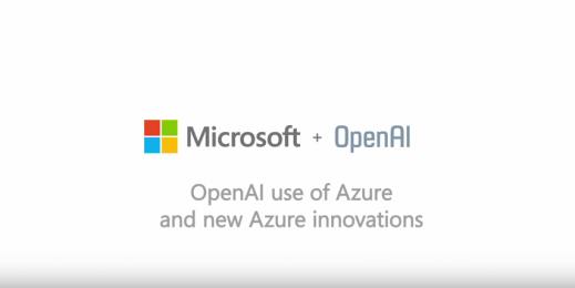 微软已获OpenAIGPT-3语言模型的独家许可
