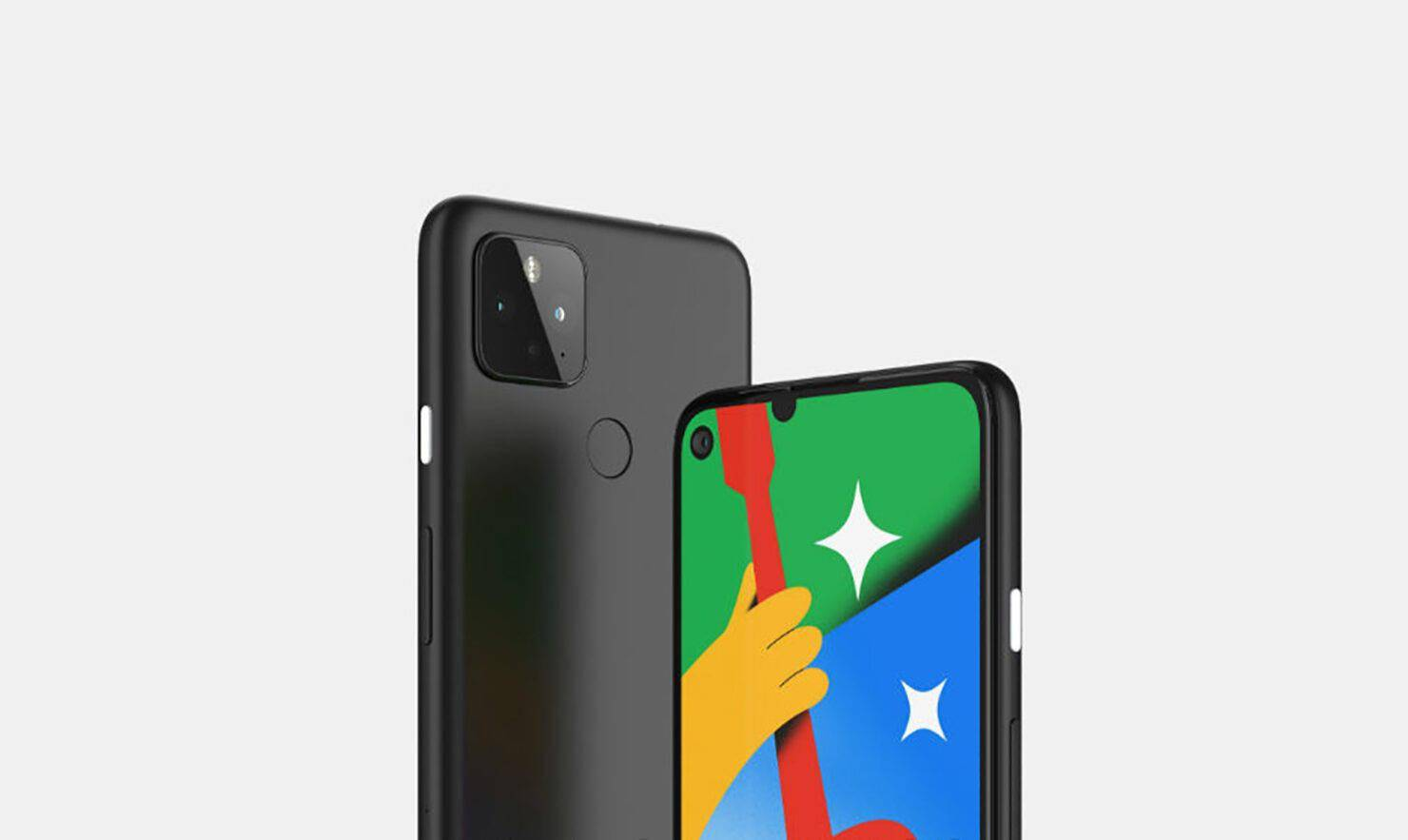 Google Pixel 4a 5G完整规格曝光:大部分与Pixel 5相同