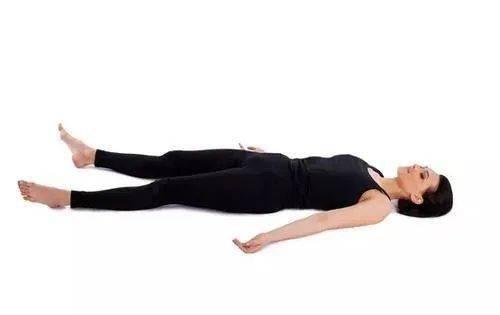 每天躺5分钟, 肚子悄悄瘦了,乳房紧致了_肺部