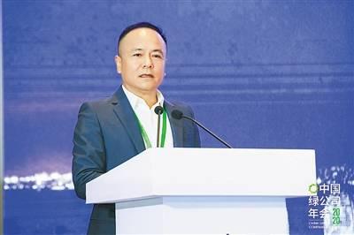 银泰集团创始人兼董事长沈国军:愿为海南发展尽心尽力