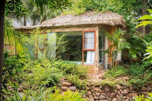 藏在广州周边5家野奢亲子民宿,每一家都想去拔草