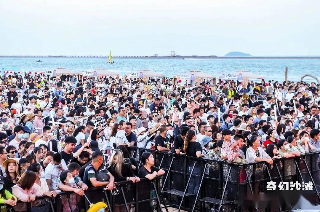 最酷!最炫!最欢乐!2020完美世界V-PERFECT奇幻沙滩盛大开趴!