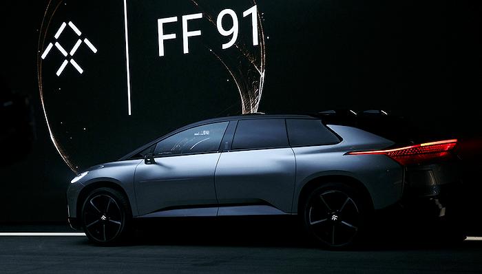 法拉第未来计划借壳上市筹集8亿美元量产FF91,这次它能成功吗?