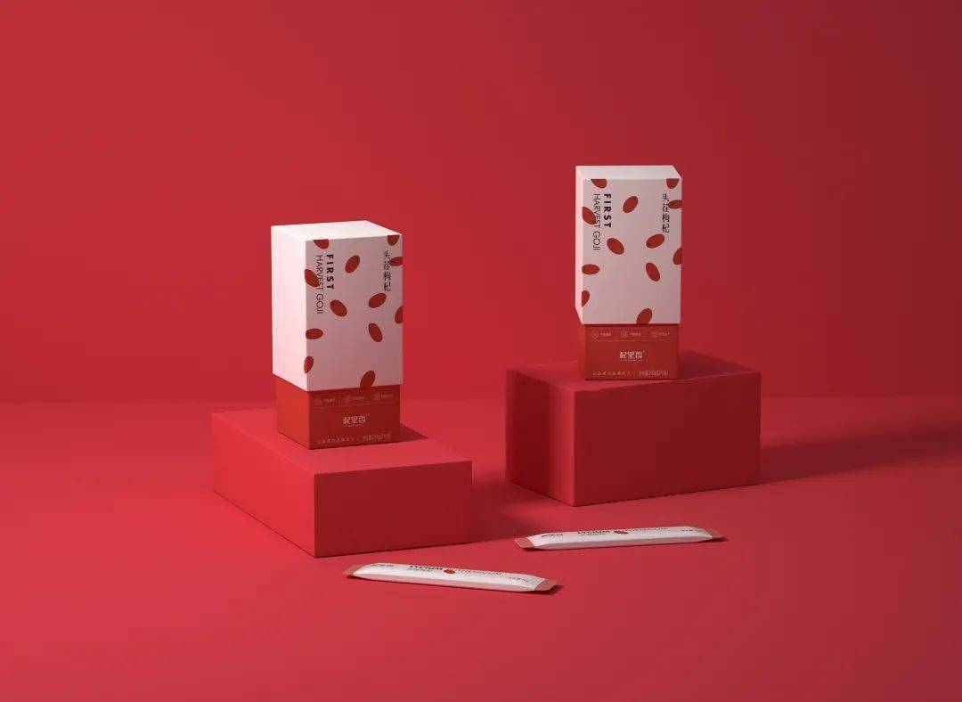 极具仪式感的枸杞包装设计,始于颜值,忠于品质!