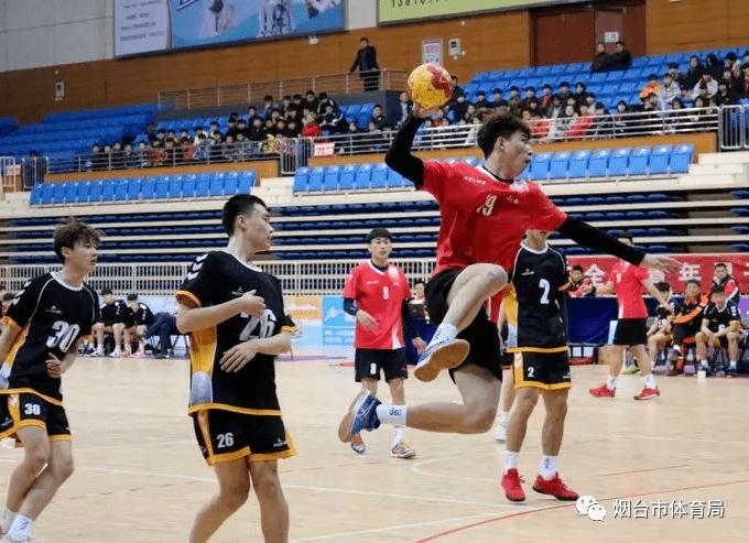 2020年山东省男子手球锦标赛即将开赛!
