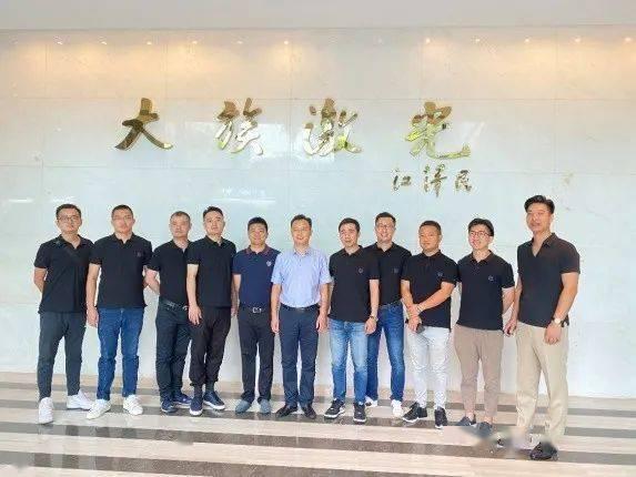 东港青年企业俱乐部一行赴深圳开展考察交流活