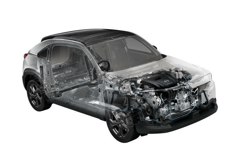 马自达转子发动机将回归,给电动车做增程器是最好的选择?