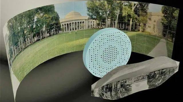 MIT团队研发出扁平鱼眼镜头,或可应用于智能手机中
