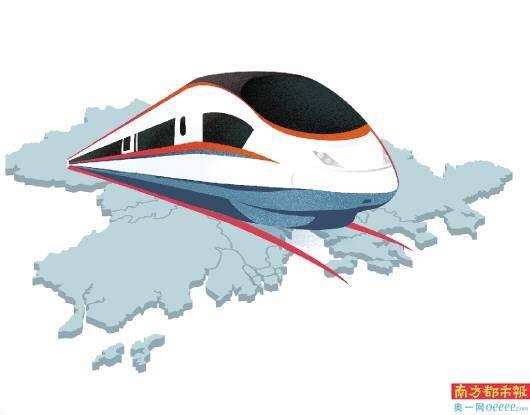 广州22号线有望升级为大湾区城际