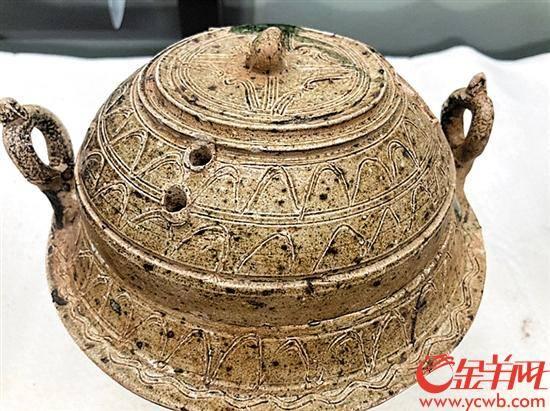 """188处文化遗存""""藏""""在广雅中学 年代范围跨越2000多年"""