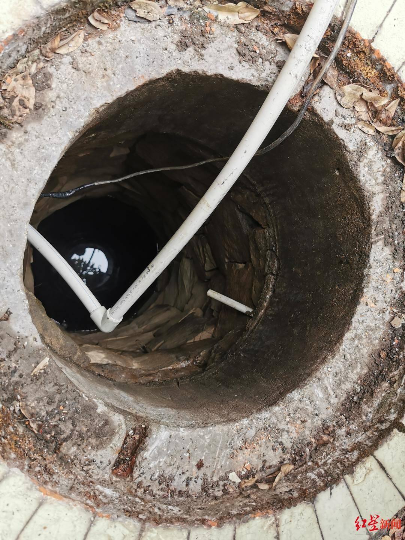 """绵阳一口老井""""发烧""""变温泉?四川省地震局:初步认为是水泵漏电短路所致"""