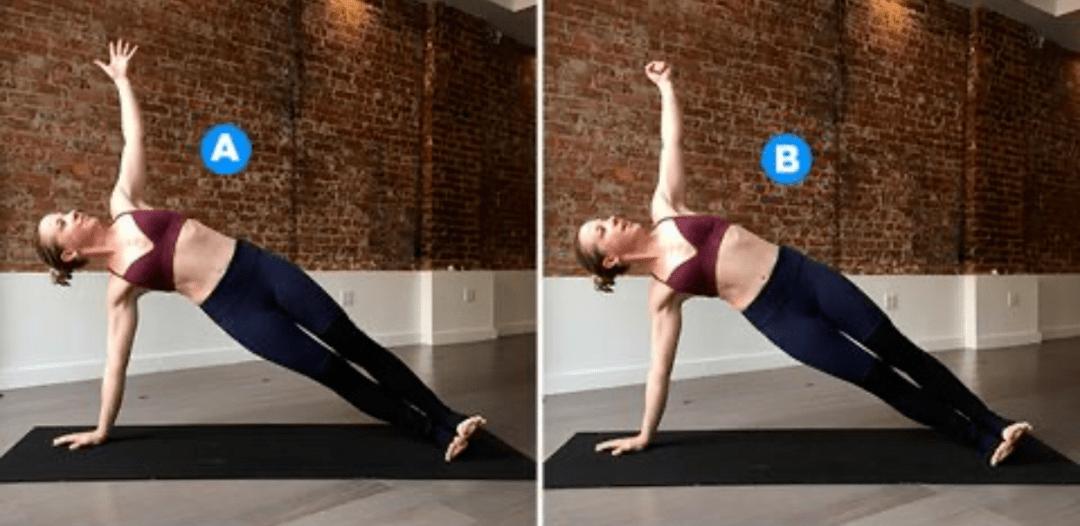 """""""为什么我练瑜伽支撑体式总腰疼?"""""""