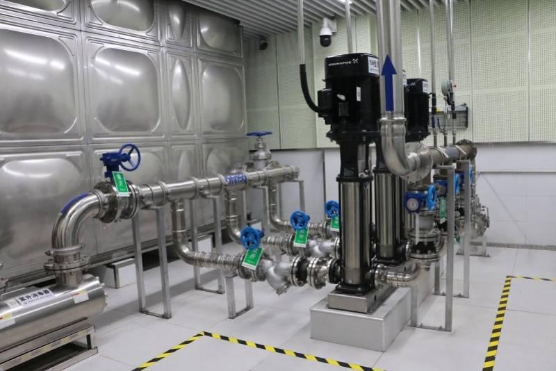 建成全国自来水直饮区示范后,盐田投2.8亿改造二次供水