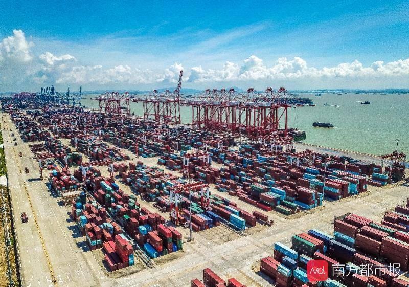 """广东外贸回暖,""""一带一路""""倡议坚定了企业出国步伐"""