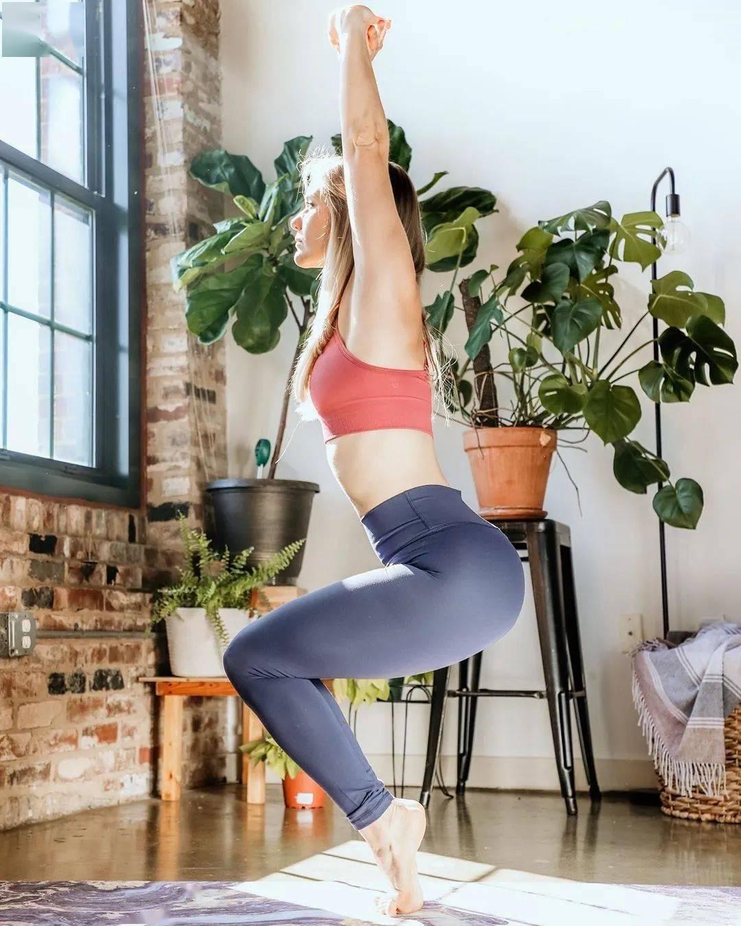 练瑜伽,身体总爱晃动?可能是这两个原因!_核心