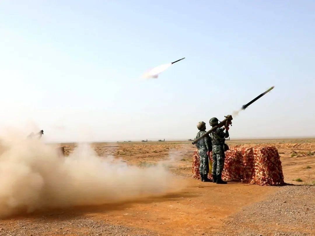 超燃!防空兵实兵对抗演练,这波火力很威猛     第7张