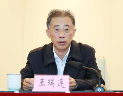 <strong>湖北省委的高级管理层进行了调整,王瑞</strong>