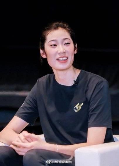 女排队长朱婷当选全国先进工作者