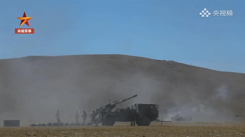 """西藏轻高机旅这次出手""""太惊艳"""" :90%新装备!新型火箭炮首次亮相……     第5张"""