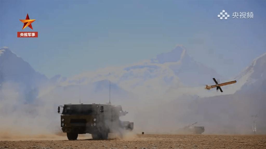 """西藏轻高机旅这次出手""""太惊艳"""" :90%新装备!新型火箭炮首次亮相……     第4张"""