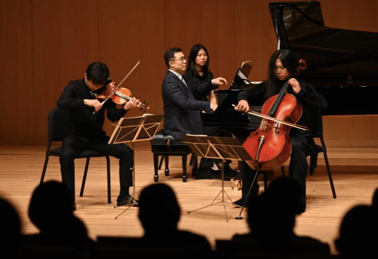 国内目前唯一全贝多芬音乐季在深揭幕,荟萃国内演奏名家