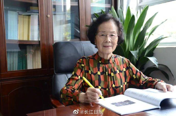 巨星陨落!昨晚,武汉大学首位女院士逝世