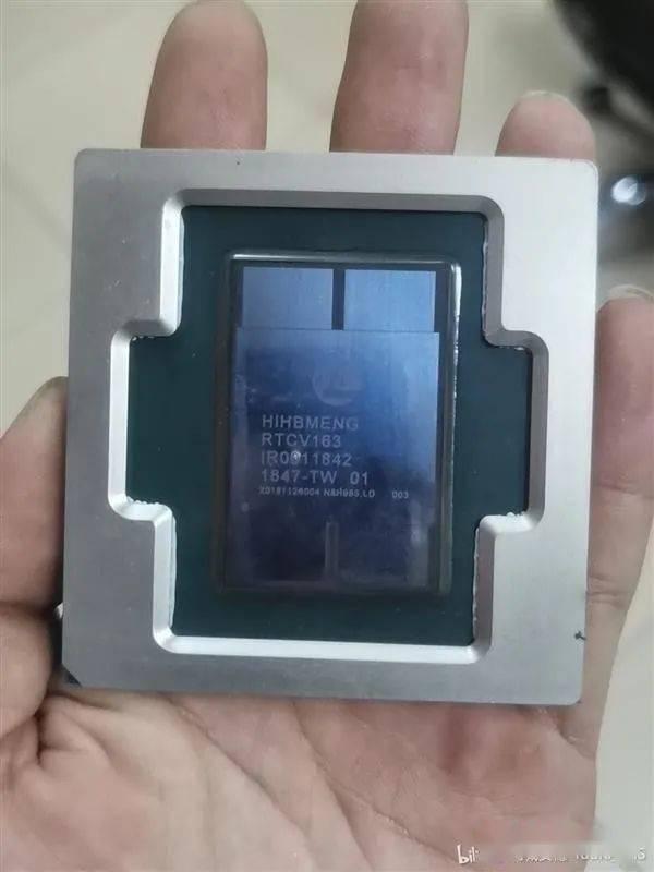 华为昇腾910实物首曝:最强AI芯片 秒杀NVIDIA/Goo