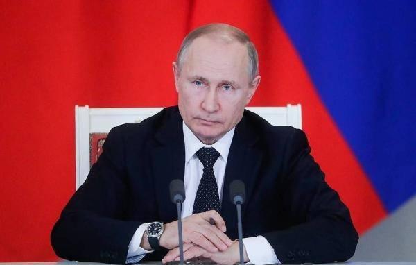"""恒达首页普京喊话""""唱衰""""俄罗斯的人:我们唯一的担心是在你的葬礼上感冒"""