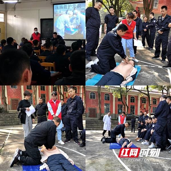邵阳市第二人民医院:你为人民保安全我为你们保健康