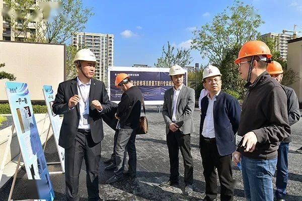 以客户为中心 以质量求生存——德欣装饰嘉善孔雀城项目顺利通过中国全装修质量万里行评审考察