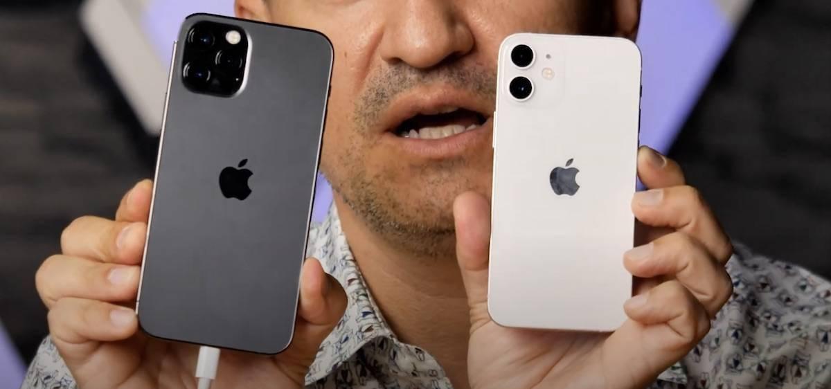 首个 iPhone 12 mini 上手视频让我们看到这款手机有多小巧