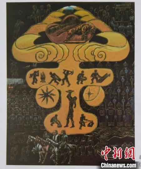 吉林桦甸美术教师创作农民画歌曲走上全国舞台