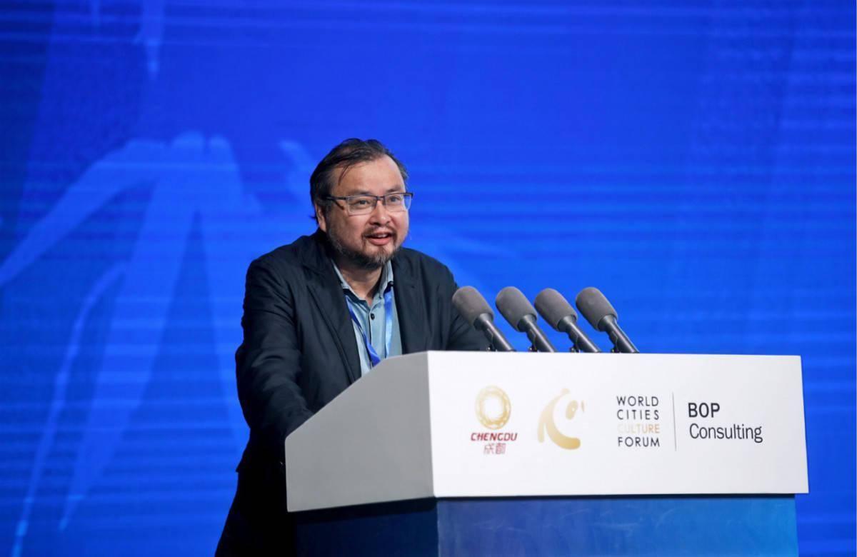 中国美术馆副馆长张晴:城市应该在发展和创新中加强市民的文化认同