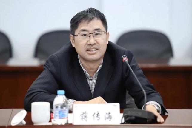 上海财经大学校长蒋传海,已任哈尔滨市委常委、副市长