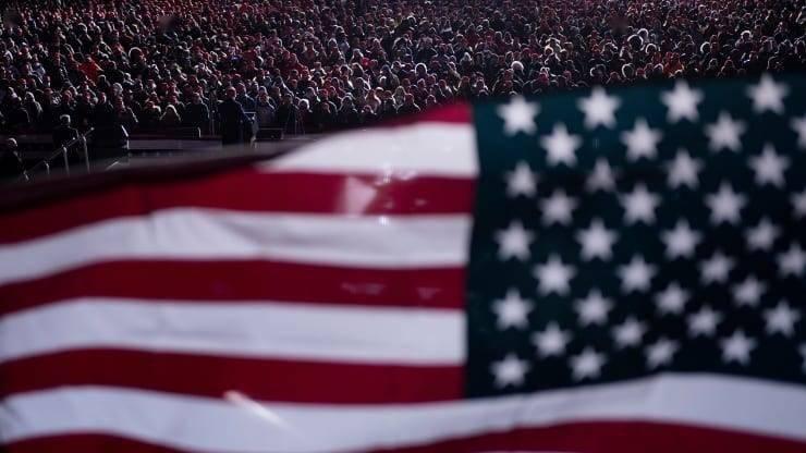 """【全球媒体如何看待美国大选】""""准备迎接历史性的选举""""、""""迎接选举暴力、国民警卫队待命""""……"""