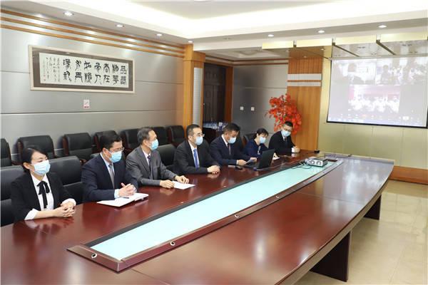 中国第35批援苏丹医疗队表彰暨送行视频会在苏举行