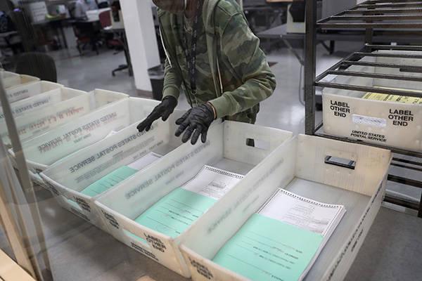 美国大选|邮寄投票争议会导致哪些结果?有多少种解决方案?