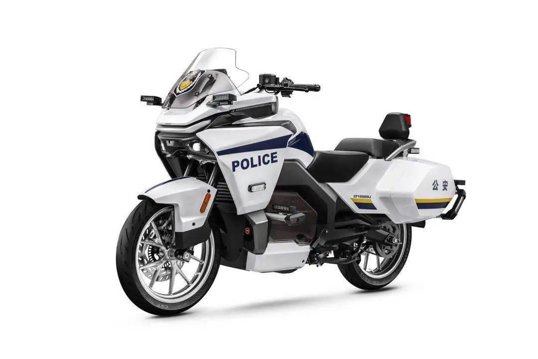走在国造的前沿,春风首款电动摩托车正式发布!