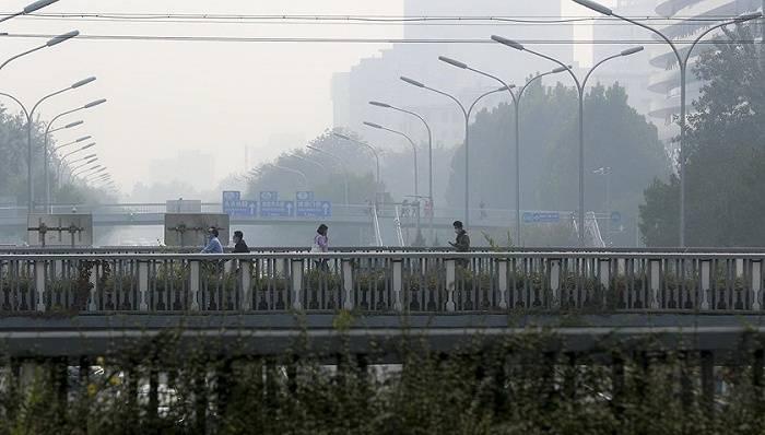 一周时间内,京津冀及周边为何连发两次污染过程?