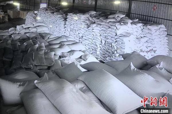 黑龙江绥芬河:俄罗斯农副产品进口量倍增
