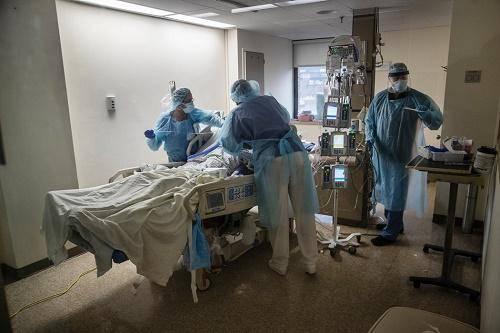 美CDC报告:美国少数族裔人群新冠住院率是白人的近四倍