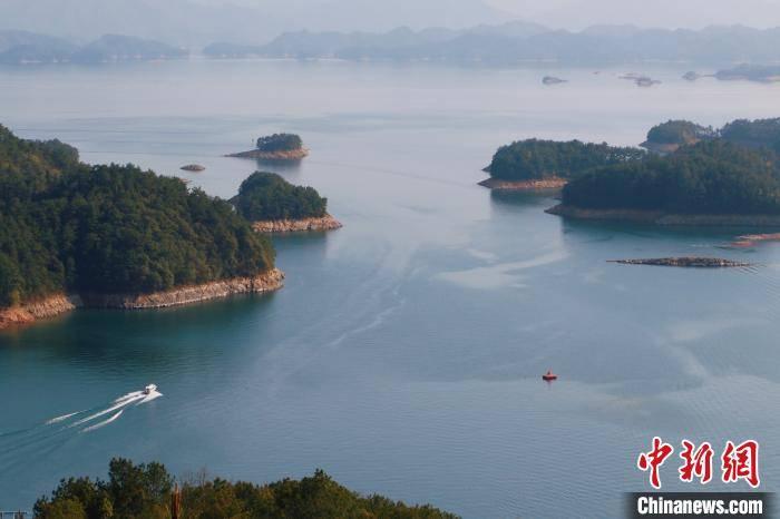 """这就是千岛湖——""""两山""""转化间的""""辨证解法"""""""