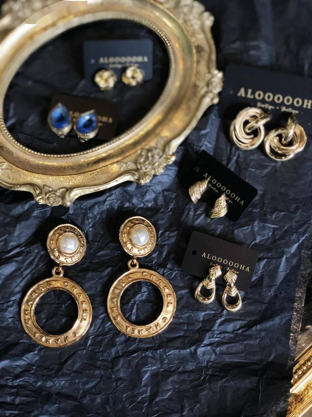 钟楚曦的古董珠宝盒 | 打开了中古珠宝新天地