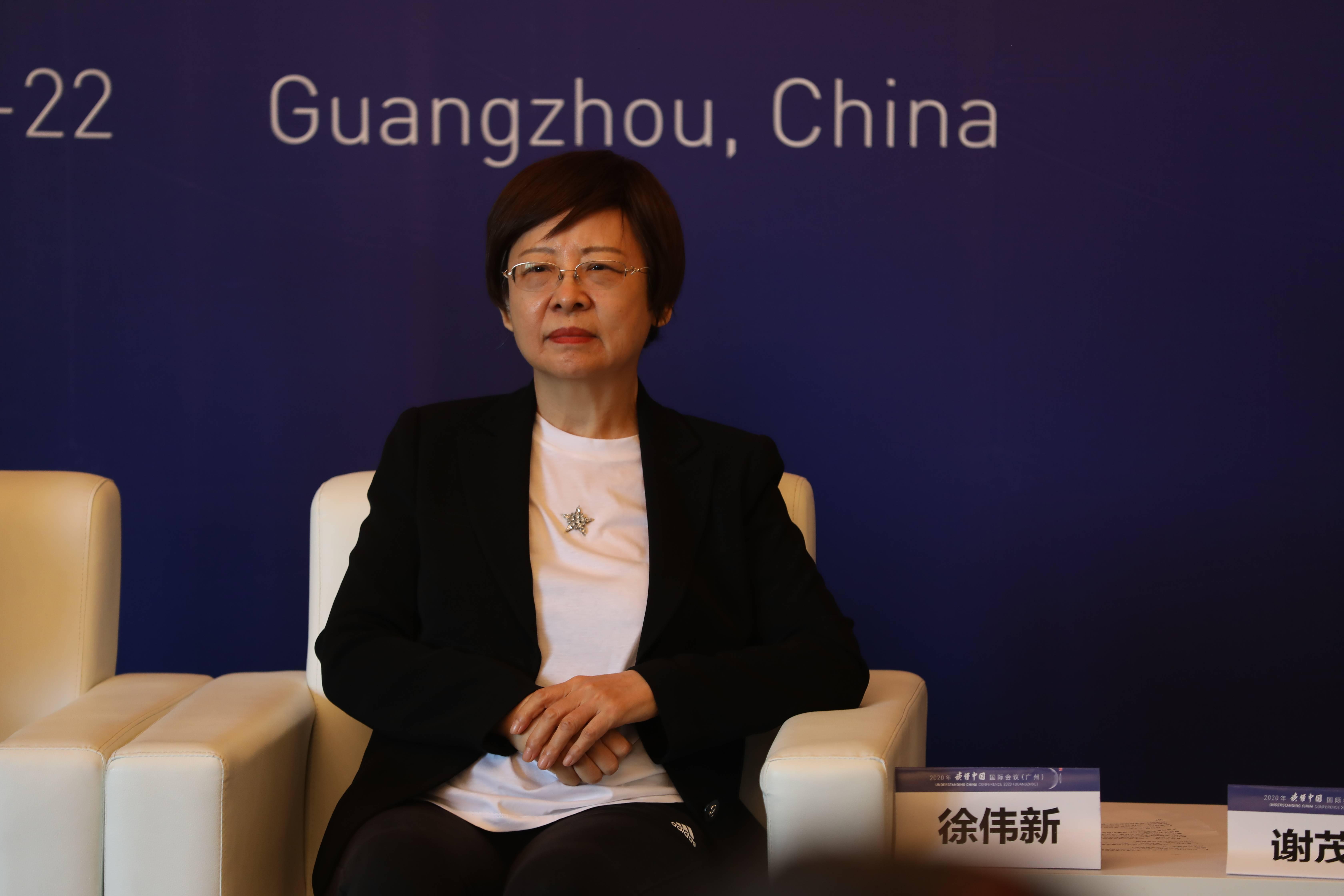 国创会副会长徐伟新:改造后的老城区,让我想进一步认识广州